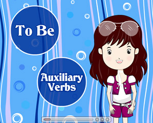 CHAPTER 5 - GRAMMAR - TO BE - AUXILIARRY VERBS
