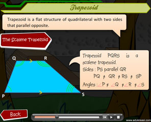 THE PROPERTIES OF FLAT STRUCTURES (GRADE 5)