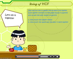 PRIME FACTORIZATION TO LCM AND HCF