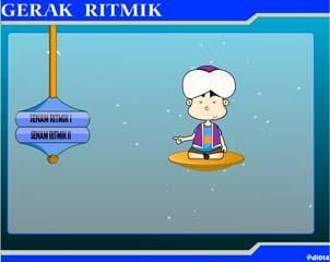 GERAK RITMIK1(KELAS 4)