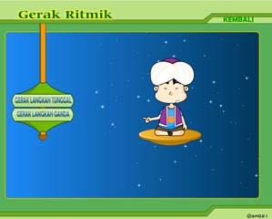 GERAK RITMIK (KELAS 3)