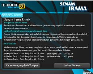 SENAM IRAMA II