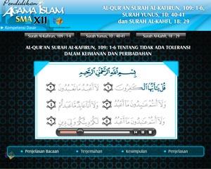 Edukreasi Al Quran Surah Al Kafirun 109 1 6surah Yunus